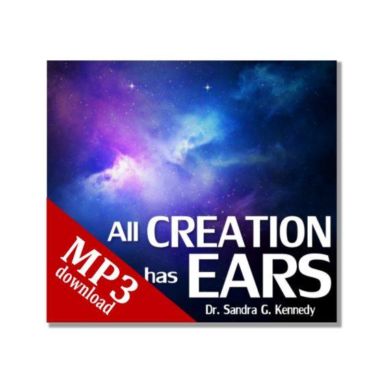 All Creation Has Ears NEW mp3 Bkst
