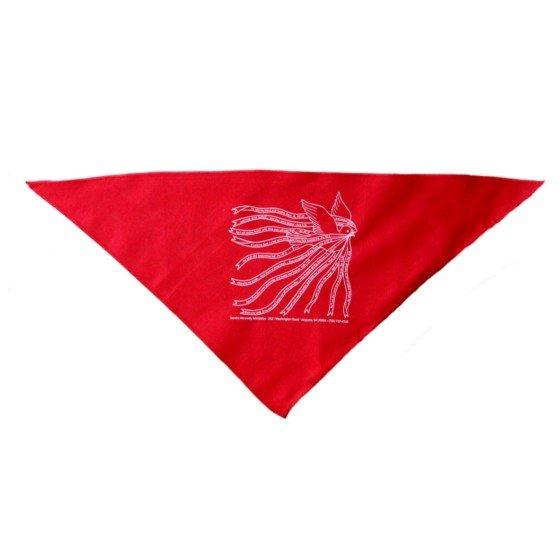 Bandanas – Red