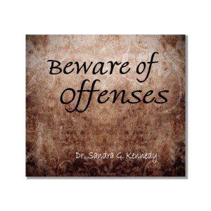 Beware of Offenses Bkst