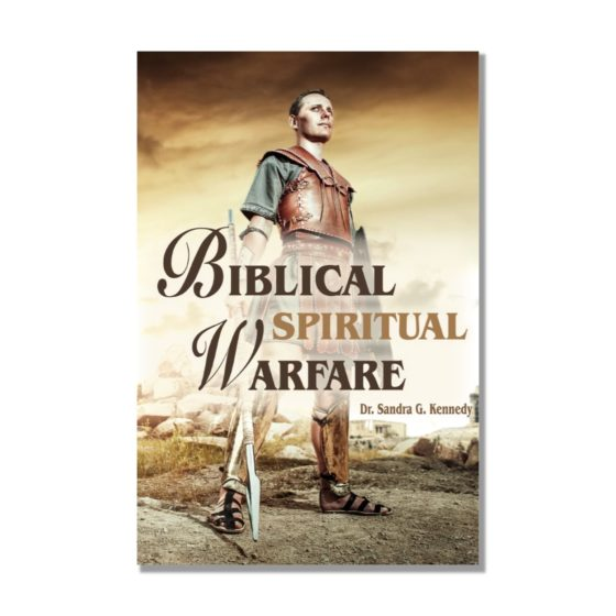 TV Offer #142 - Biblical Spiritual Warfare (4 CDs) - Whole