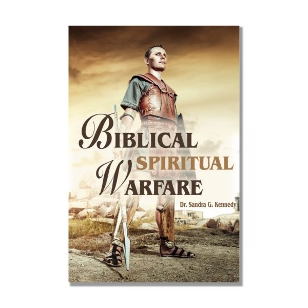 Biblical Spiritual Warfare NEW Bkst cd
