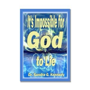 It's Impossible for God to Lie Bkst