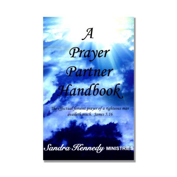 Prayer Partner Handbook Bkst