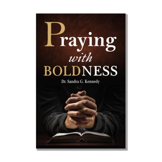 Praying with Boldness NEW Cd Bkst