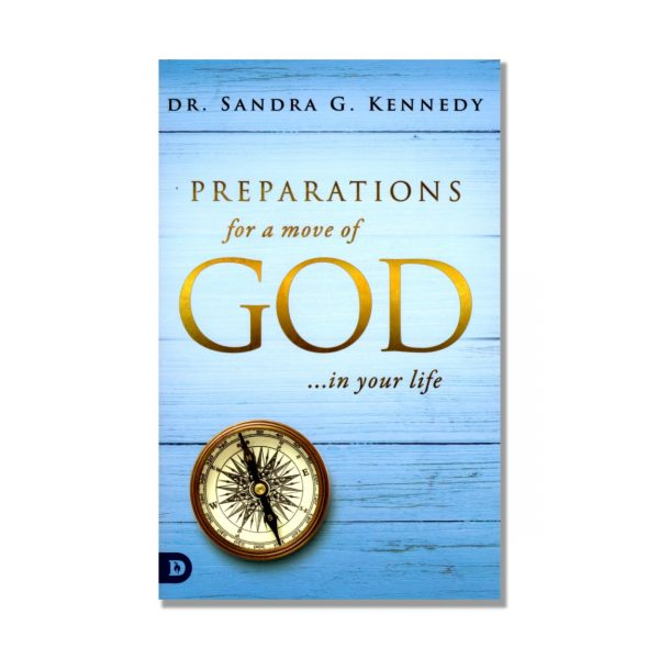 Preparations for a Move of God Book NEW Bkst
