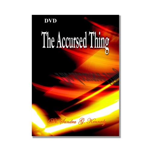 The Accursed Things DVD Bkst