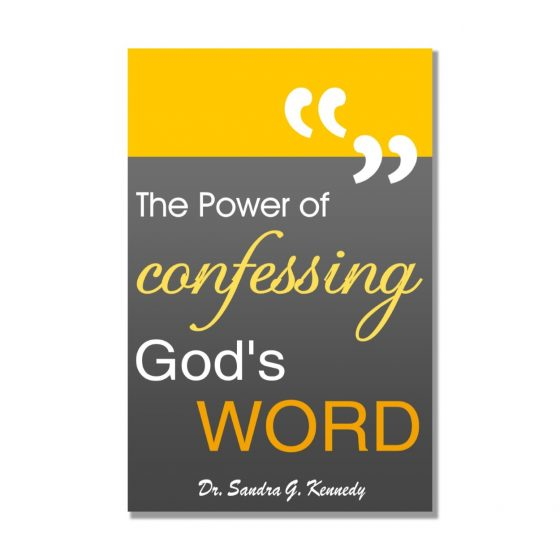 The Power of Confessing God's Word NEW Bkst