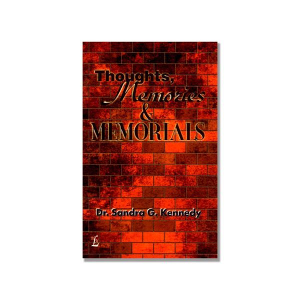 Thoughts Memories Memorials Book Bkst