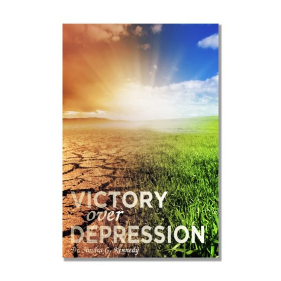 Victory Over Depression Bkst New
