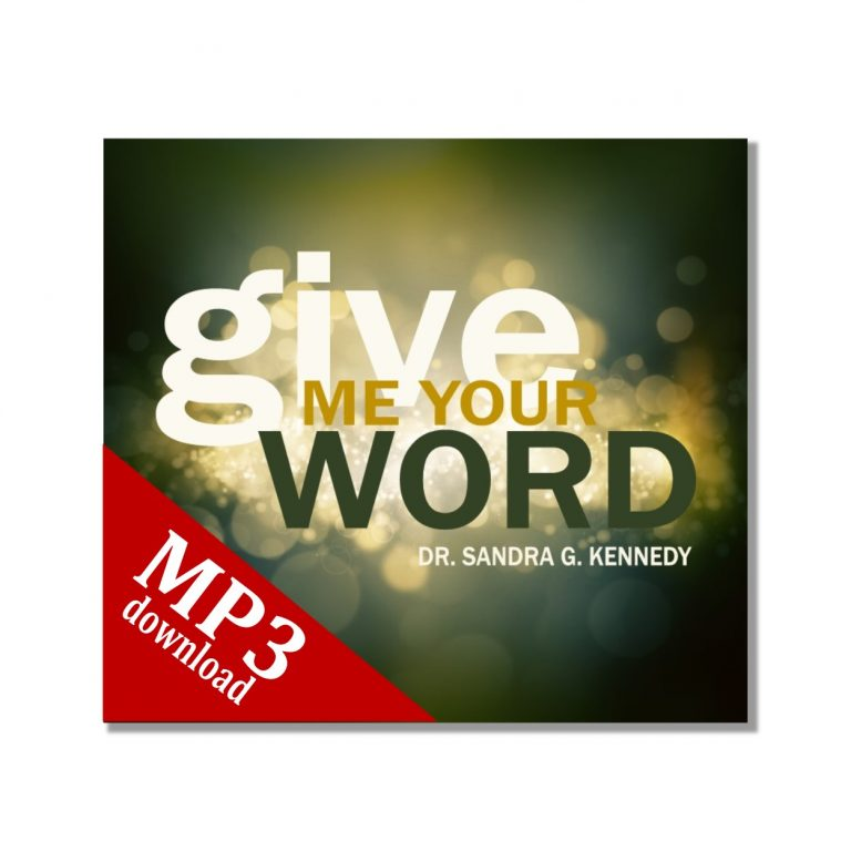 Give Me Your Word mp3 Bkst NEW