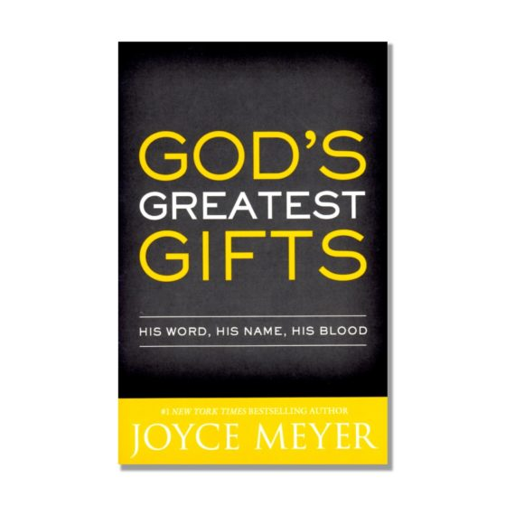 God's Greatest Gifts Bkst