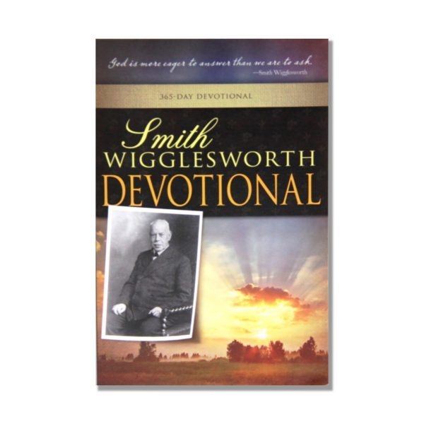 Smith Wigglesworth Devotional Bkst