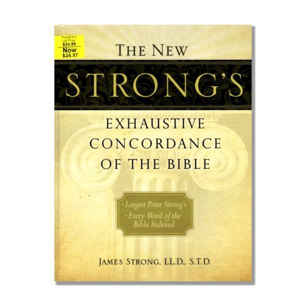 Strong's Concordance Bkst