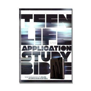 Teen Life Study Bible Bkst