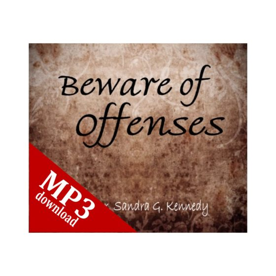 beware-of-offenses-mp3