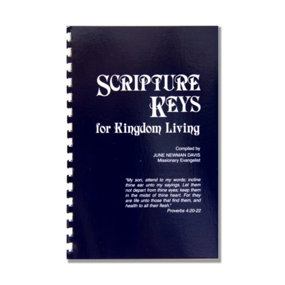 Scripture Keys for Kingdom Living