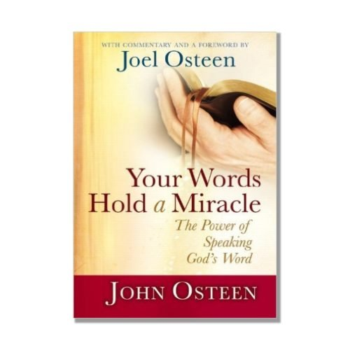 Your Words Hold a Miracle Bkst