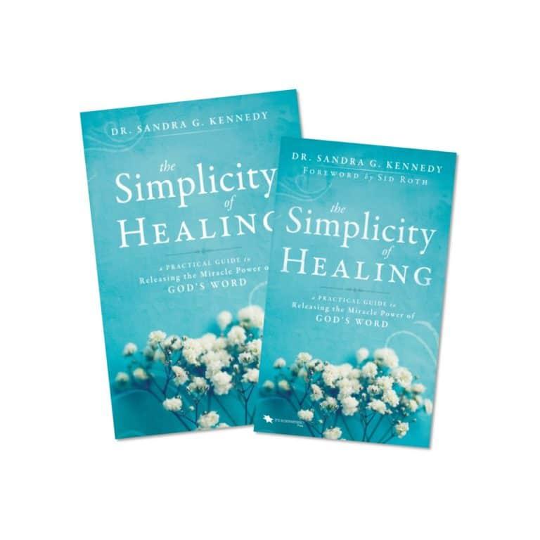 Offer #9464 Simplicity of Healing Bkst