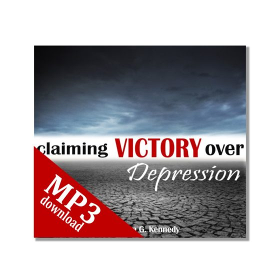Claiming Victory Over Depression mp3