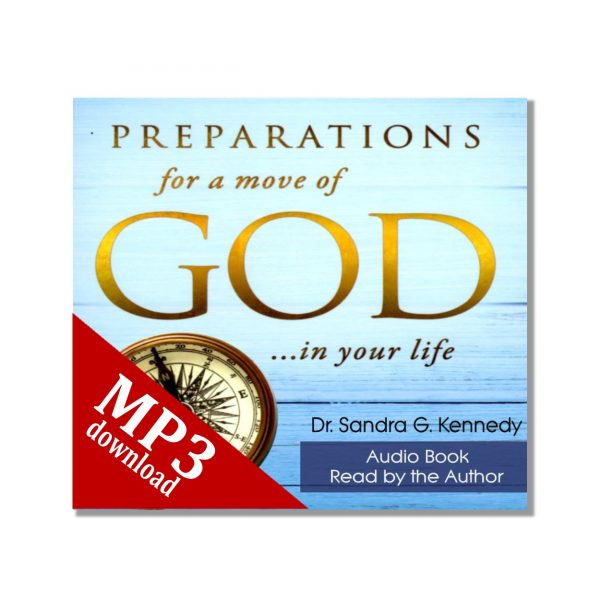 Preparations for a Move of God Audio Book mp3