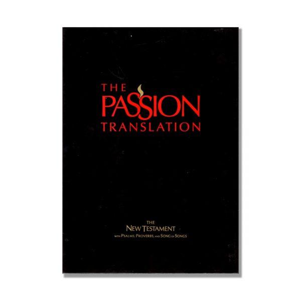 Passion New Testament Bkst