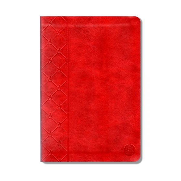 Passion New Testament – Red Bkst
