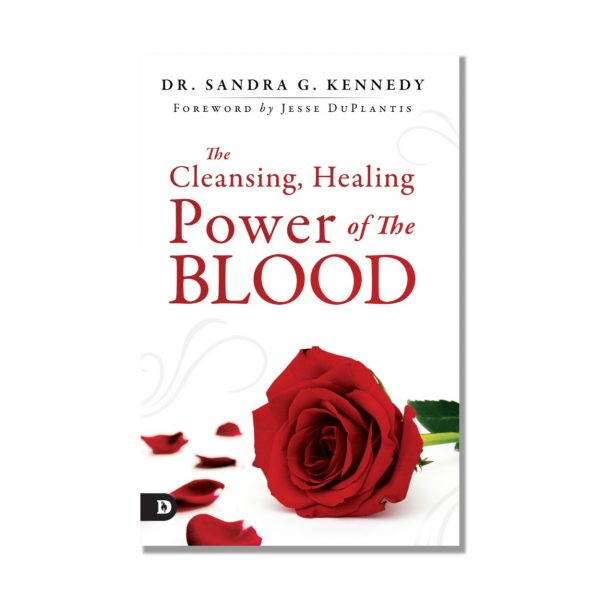 Cleansing Healing Power of the Blood Book Bkst