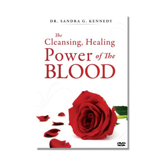 Cleansing, Healing Power of the Blood DVD Bkst