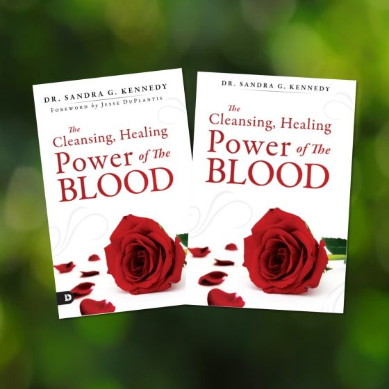 Cleansing, Healing Power of the Blood Pkg Bkst