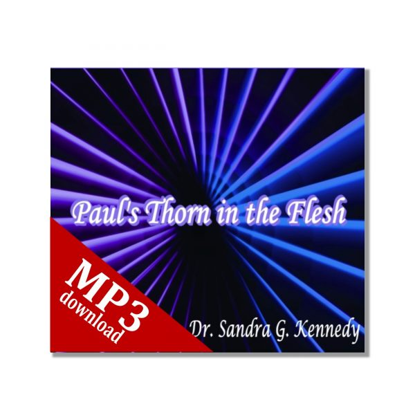 Paul's Thorn in the Flesh mp3 Bkst