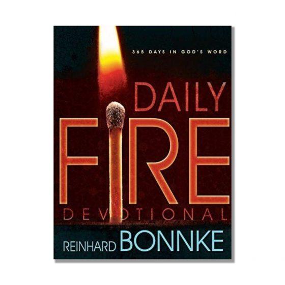 Daily Fire Devotional Bkst