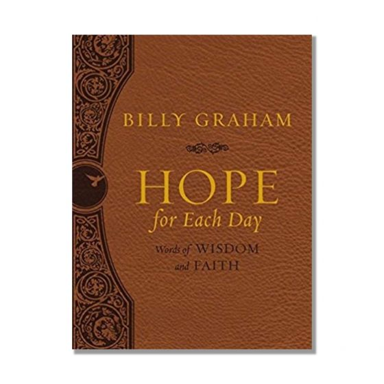 Hope for Each Day Bkst