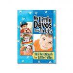 My Little Devos for Boys Bkst
